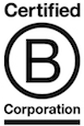 Certified B Corporation=