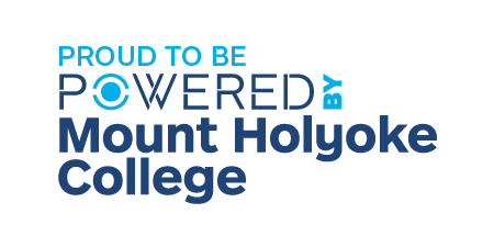 Powered by Mount Holyoke College